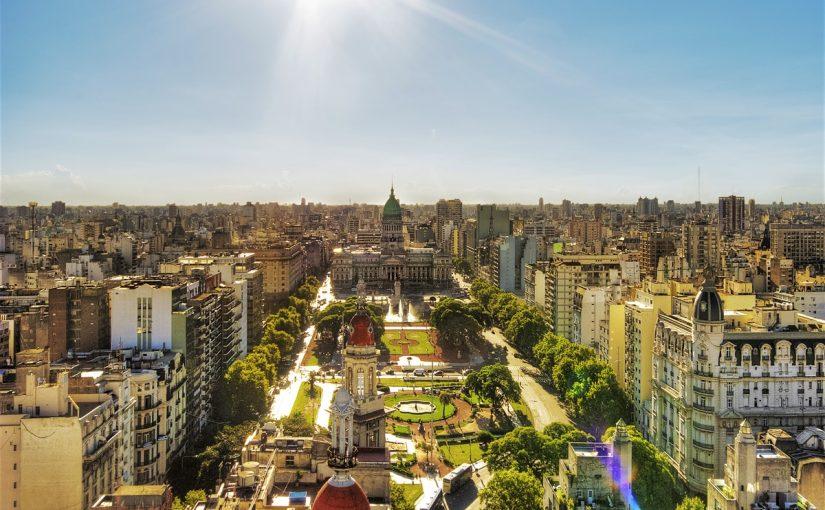Buenos Aires, a Europa da América do Sul